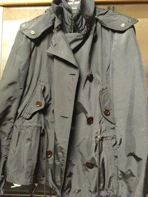 Neuwertige Jacke in Anthrazit in 36 von Massimo Dutti