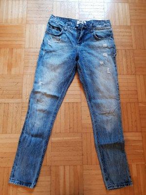 LTB Jeans a 7/8 blu