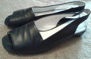 Kennel und Schmenger Sandalo outdoor nero Pelle
