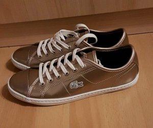 Neuwertige Lacoste Sneaker