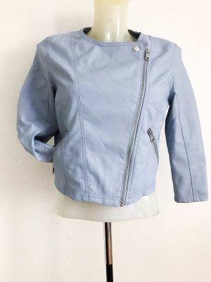 Alcott Faux Leather Jacket multicolored