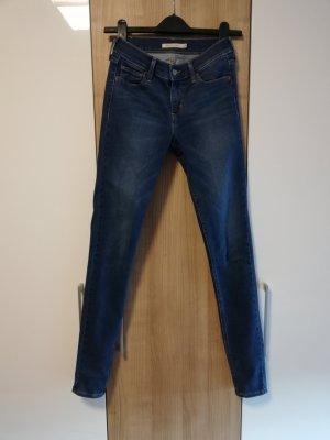 NEUWERTIGE Levi's 710 Super Skinny Jeans 26