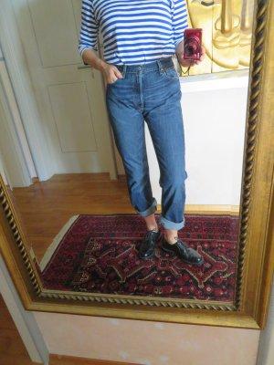 Levi's Pantalon taille haute multicolore coton