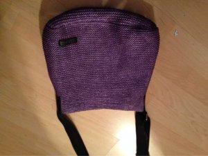 Neuwertige Lila Marc o Polo Handtasche