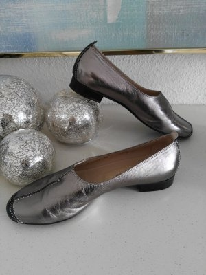 Mauro Teci Pantoffels zilver