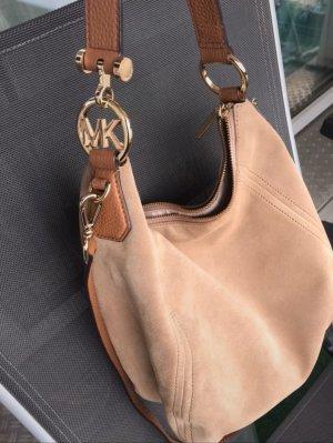 Michael Kors Handbag gold-colored-sand brown