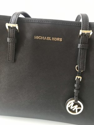 Neuwertige Michael Kors Tasche in schwarz