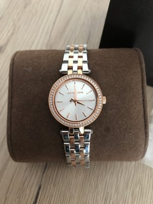 Michael Kors Montre or rose-argenté
