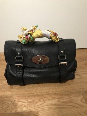 Mulberry Handbag black leather