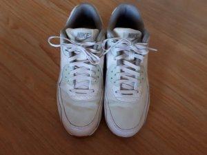 Neuwertige Nike Air Max Premium, Gr. 40, beige, SUPER