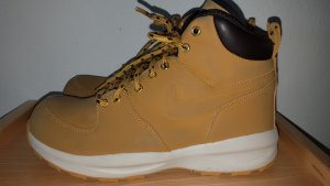 Neuwertige Nike Manoa NP 90€ Stiefeletten Stiefel Schnürschuhe Schuhe Boots 39 38 Neupreis 90 €