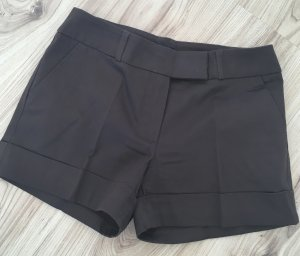 Neuwertige Orsay Business Shorts Braun XS 32 34 Hot Pants kurze Hose Dunkelbraun Buntfaltenhose