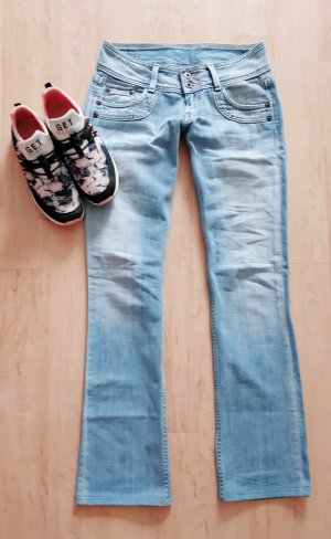 Pepe Jeans Low Rise Jeans multicolored