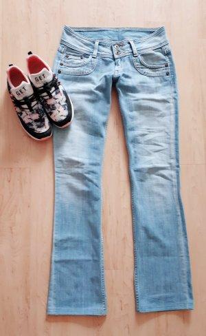 Neuwertige Pepe Jeans gr. 34/36 Edel Style