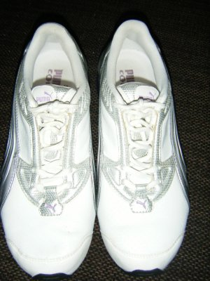 Neuwertige Puma Cell Schuhe Gr.38 1/2