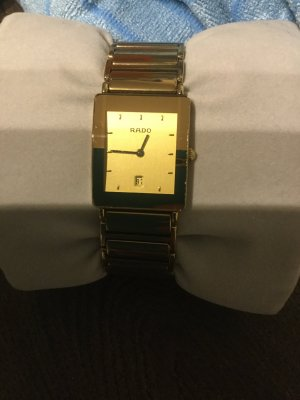 Neuwertige Rado Analog-Armbanduhr