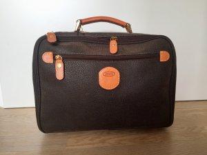 Neuwertige Reisetasche in Olive BRIC'S