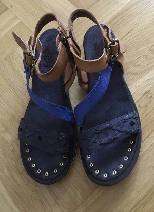 Air Step Plateauzool sandalen veelkleurig