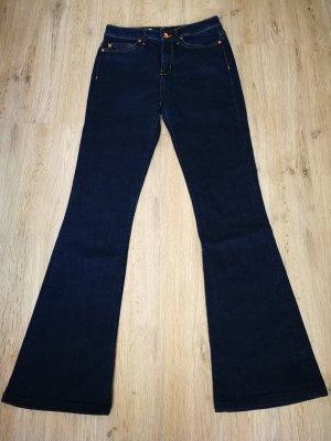 Tommy Hilfiger Jeans flare bleu