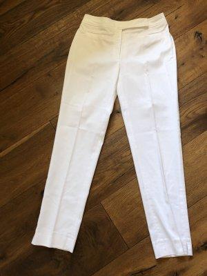 Neuwertige schöne weiße Hose
