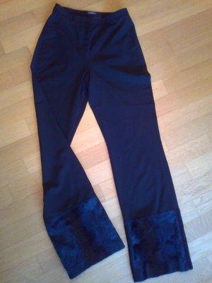 Neuwertige schwarze Cambio Hose, Gr. 34 (sitzt wie 36)