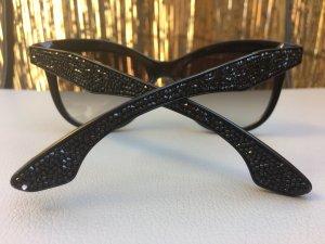 Miu Miu Gafas mariposa negro