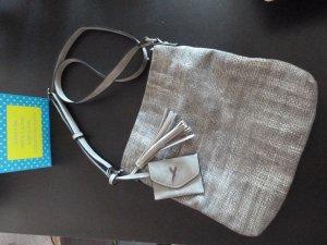 Suri Frey Sac bandoulière argenté-gris