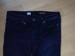 Tommy Hilfiger Jeans met rechte pijpen donkerblauw