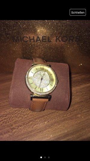 Neuwertige Uhr von Michael Kors