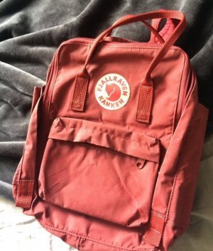 Fjällräven School Backpack bordeaux-carmine