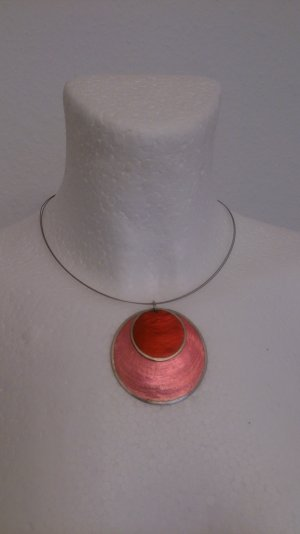Necklace pink-pink