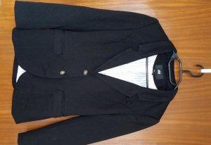 neuwertiger jaket in schwarz/ H&M/ Gr. 36