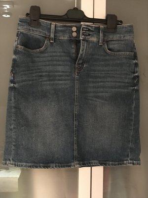 Neuwertiger Jeans-Minirock von Gap