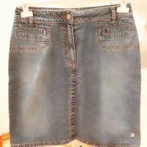 Neuwertiger Jeans Rock Wissmach Collection Gr M