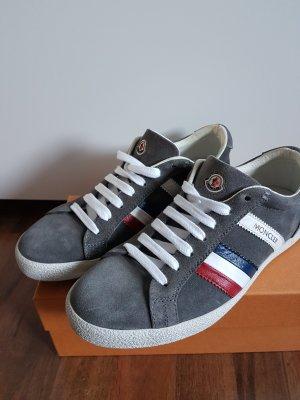 Neuwertiger Moncler Sneaker aus Leder