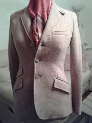 Polo Ralph Lauren Wool Blazer multicolored wool