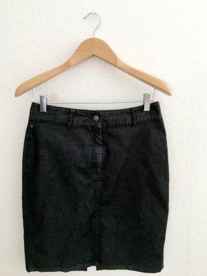 Neuwertiger schwarzer Jeansrock von H&M