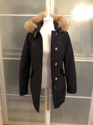 Woolrich Abrigo de invierno azul oscuro-azul