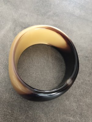 Bangle cream-dark brown