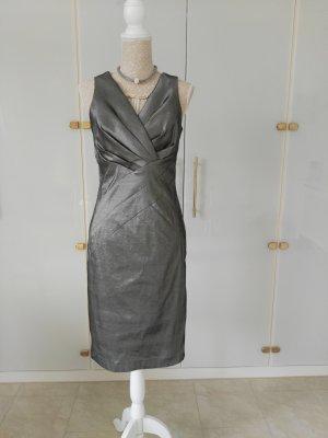 Apart  glamour Vestido ceñido de tubo gris