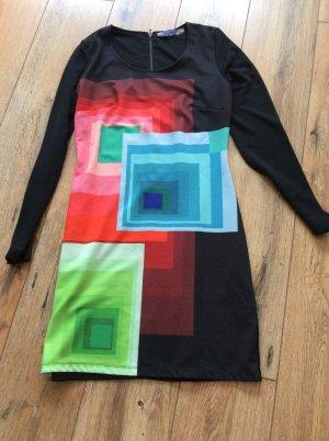 Desigual Jersey Dress multicolored
