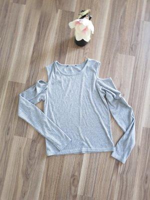 Neuwertiges graues Shirt