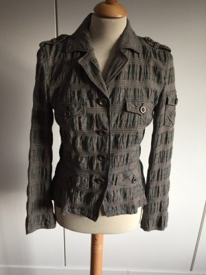 s.Oliver Chaqueta gris oscuro