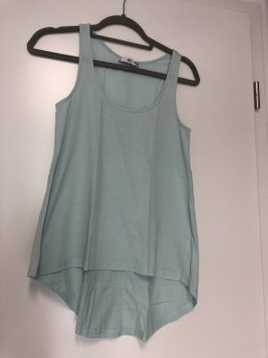 AJC Top long turquoise
