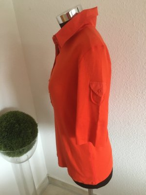 Neuwertiges Poloshirt Marc cain Rot N4