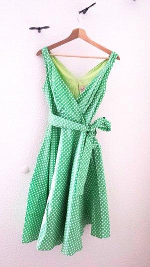 Neuwertiges Rockabilly Kleid von Grace Karin, Gr. S