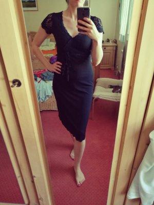 neuwertiges schwarzes Abendkleid *Laura Scott* Gr. 36
