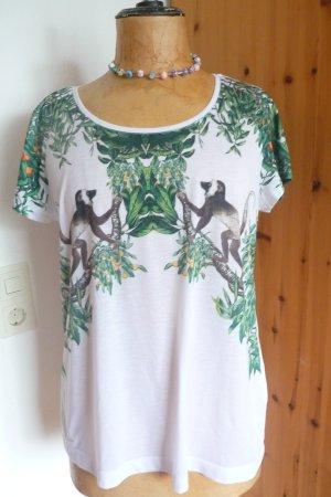 """Neuwertiges Shirt Gr. L """"Conscious-Collection"""" Grüne Mode."""