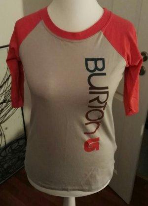 Neuwertiges shirt von.burton gr.l