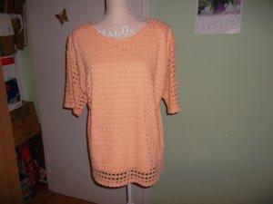 neuwertiges t-shirt,in gelb/orange,gr.l,bluhm